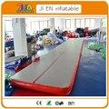 10*2*0.2 m pista tombo inflável caindo mat ar para ginástica, ginásio faixa de ar inflável