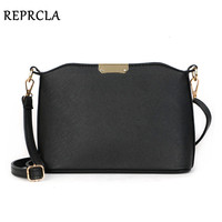 REPRCLA New Candy Color Women Messenger Bags Casual Shell Shoulder Crossbody Bags Fashion Handbags Clutches Ladies
