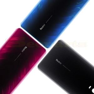 Image 5 - Xiaomi Redmi K20 Pro Mi 9T Pro Batterie Abdeckung Zurück Glas Panel Hinten Tür Fall Redmi K20 Zurück Abdeckung mit Klebstoff K20 Mi9T Gehäuse