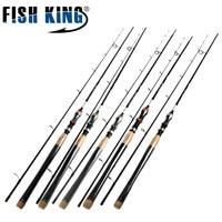 FISHKING Hi Carbon 5 Color 2 1M 2 7M 2 Section Soft Lure Fishing Rod Lure