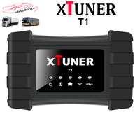 2017 Heavy Duty Truck Diagnostics Tool XTUNER T1 Diesel Truck Scanner Automotive Auto Diagnostic Tool DHL