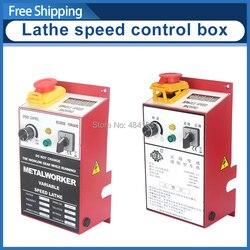 Блок управления в сборе 7x14 мини токарный станок Скорость управления коробка SIEG C3 110 V & 220 V Электрический контроллер цепи монтаж на плате коро...