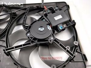 Image 2 - Ventilador de refrigeração ventilador de Refrigeração do radiador Elétrico para Volvo s60 v70 xc70 s80 v60 XC60 V60 31338823 30668629 30723011 31293777 31274211