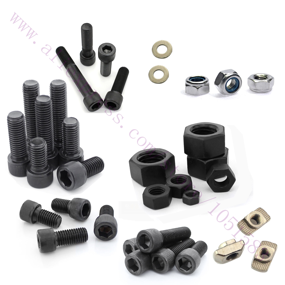 Wilson ii 3D Printer Bolts & Nuts Screw Full Kit, machine screw , Wilson2 3D Printer Screws Set