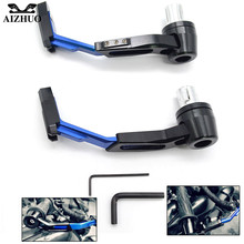hot deal buy motorcycle hand protect guard system brake clutch levers protector falling protection for honda suzuki ktm kawasaki bmw yamaha