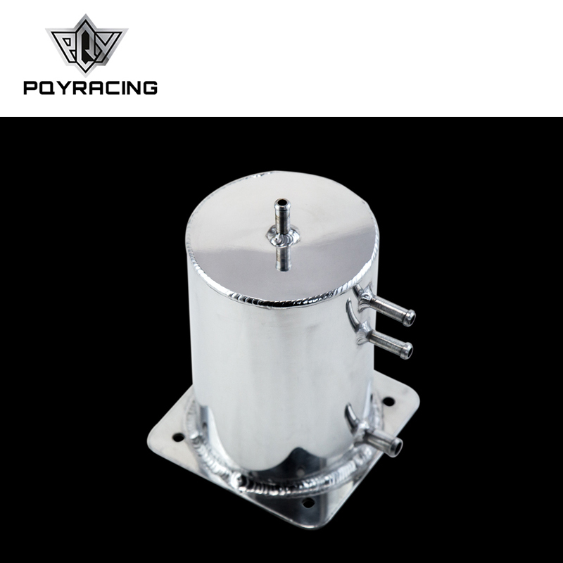 PQY - Fuel Swirl Pot Alloy 1.5 LT Fuel Surge Tank For Motorsport Race Drift Rally Drag Car PQY-TK05 rally court tank
