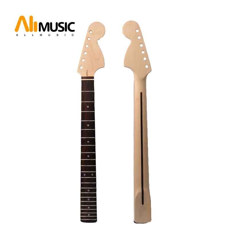 BIG HEAD 22 frettes érable guitare cou palissandre touche pour ST Strat remplacement