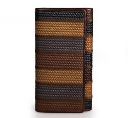 Август три складки Сумочка Кошелек Carteira masculina высокое качество Дизайн Женские Кошельки Роскошный кошелек для Для женщин 8092-