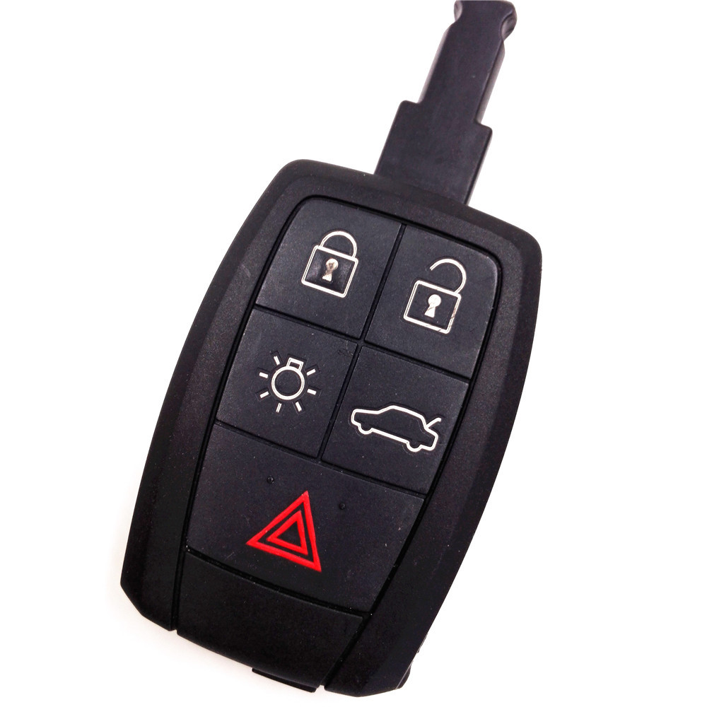 Keyless Entry Remote Key Fob Shell Case 2 Button For 2004 Volvo C70