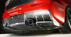 Akcesoria samochodowe z włókna węglowego VS współpracy ruchu lotniczego  styl tylny dyfuzor nadające się do 2008-2012 Evolution X EVO X EVO 10