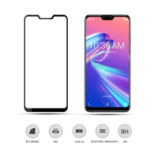 Tempered Glass For Asus Zenfone Max Pro M2 ZB631KL Max M2 ZB633KL Full Cover Screen Protector For Asus Max Pro M2 ZB631KL Film аксессуар защитный экран asus zenfone max m2 zb633kl red line full screen tempered glass black ут000016820