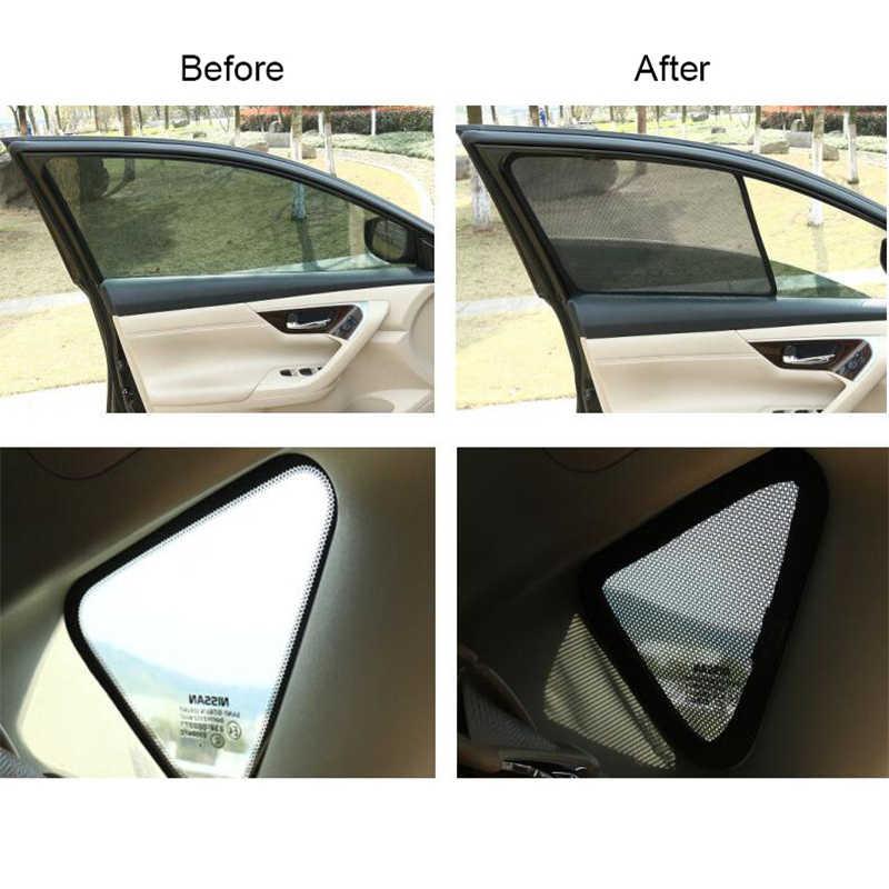 2f5a78612 ... Automotive Car Window Curtain Visor Auto Side Windows Shade Sunshades  Rear Windshield Sun Block Blinds For ...