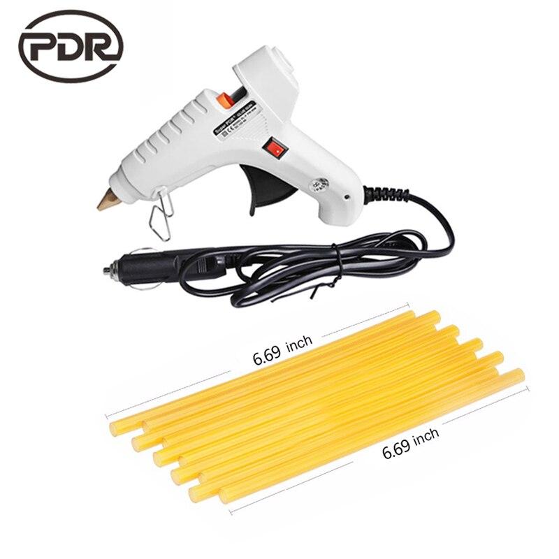 10 Pcs /set Pdr Glue Sticks For Dent Removal Paintless Dent Repair Tools Fast Shipping Great Varieties Tool Sets Honesty Pdr Tools Kit Glue Gun 12v 40w Heat Gun