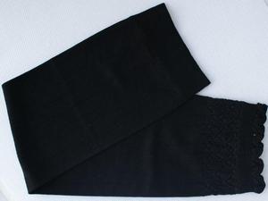 Image 5 - Funda musulmana de manga larga para brazo, ropa musulmana islámica, protección para brazos, elástica, árabe, 2019