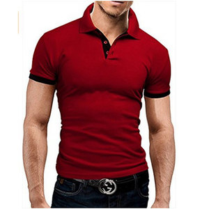 Image 3 - ฤดูร้อนแขนสั้นเสื้อโปโลผู้ชายแฟชั่นเสื้อโปโลเสื้อลำลองผู้ชายเสื้อโปโลผู้ชายเสื้อผ้า