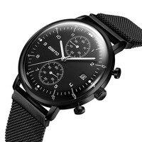 GIMTO Brand Luxury Men Sport Watch Teel Military Wristwatch Relogio Creative Male Clock Shock Cool Quartz