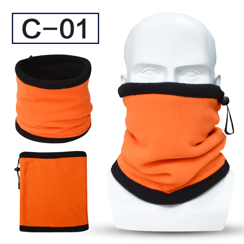 Motorcycle Face Mask Winter Outdoor Windproof Keep Warmer Motorbike Bicycle Riding Neck Half Face Mask Balaclava Face Shield