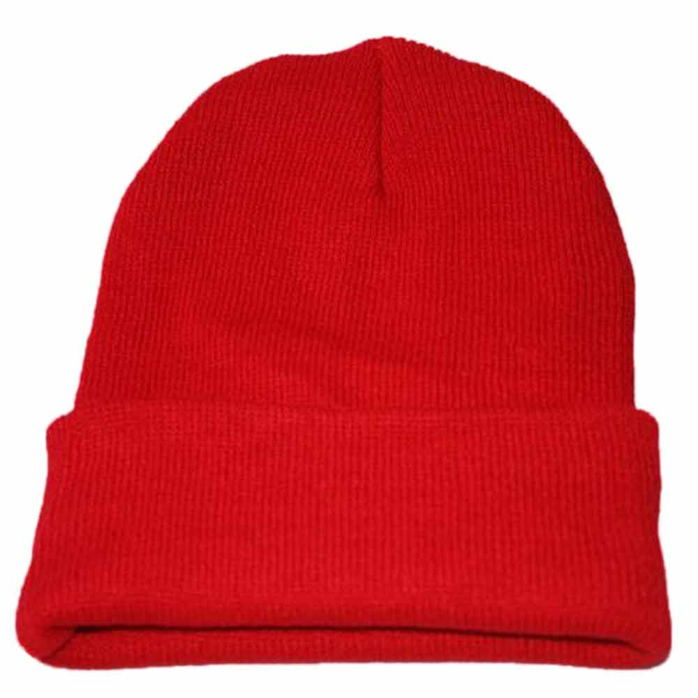 #5 DROPSHIP 2018 NEW Fashion Unisex Slouchy Knitting Beanie Hip Hop Cap Warm Winter Ski Hat Freeship