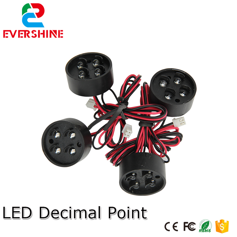 LED decimal point for the Modules Digita Numbers,led Signs Outdoor Waterproof led Gas oil Price