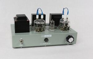Image 2 - 2020 מיוחד קידום ICAIRN אודיו DIY 6N2 + FU19 ואקום צינור אלקטרוני צינור אוזניות אודיו מגבר 4W * 2 + 1W אוזניות כוח