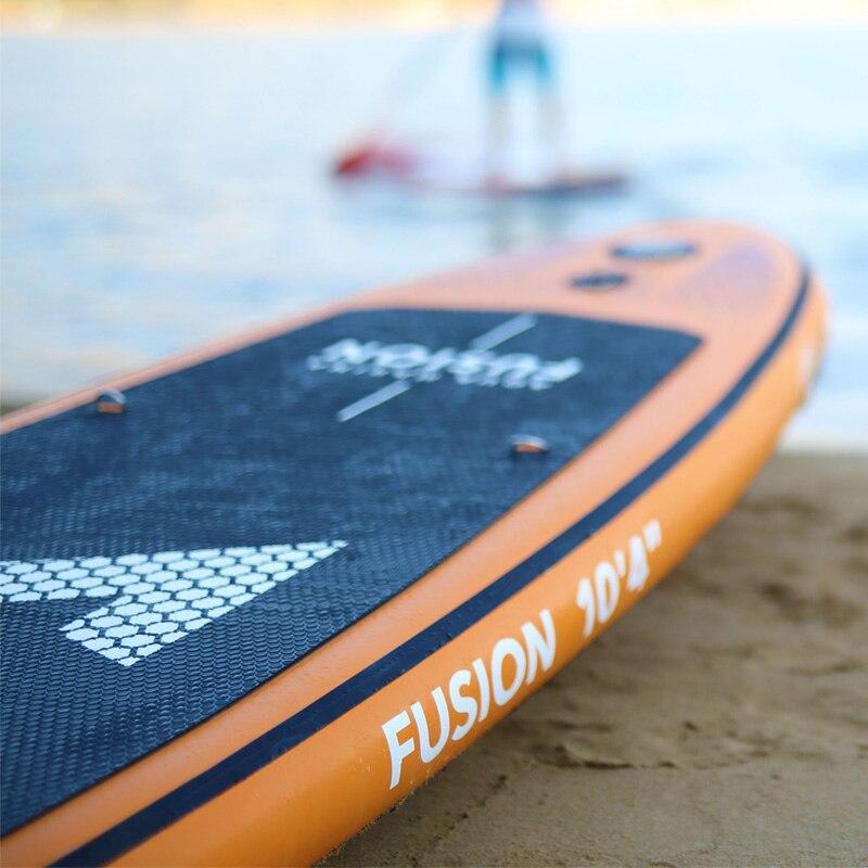 Planche de surf gonflable 315*75*15 cm FUSION 2019 stand up paddle planche de surf AQUA MARINA planche de sport nautique ISUP B01004 - 3
