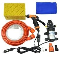 High Pressure Self Priming Electric Car Wash Washer Water Pump 12V Car Washer Washing Machine Cigarette Lighter