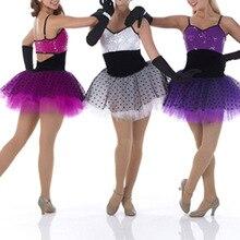 ריקוד שמלת בלט בגדי