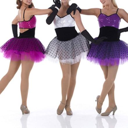 Tutu Danse Classique Adulte Barn Dans Kostym Vår Kvinna Barn Dans Klänning Latin Kläder Ballettdräkter Professionell
