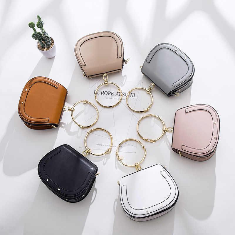 Известный бренд дизайнерские женские седельные сумки высокого качества кожаная женская сумка мессенджер повседневная женская наплечная сумка Mujer