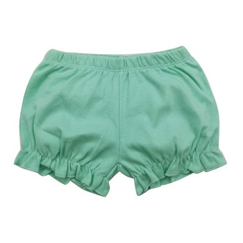 Babies Girls Shorts Baby Bloomers Solid color 6 9 12 18 24 Months Summer Casual Clothing