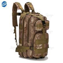 Kültéri taktikai férfiak Nők Military Army hátizsák Trekking Utazás Kemping Gyerek Hátizsák Trekking Camouflage Vízálló táska