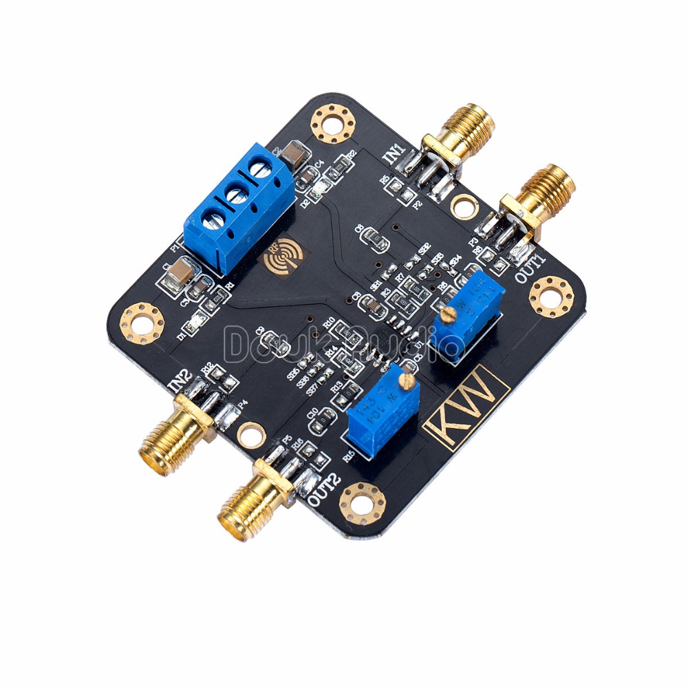 Opa2180 Low Noise Rail To Output Operational Amplifier Op Amp Differential Module 114db In Circuits From Consumer Electronics On Alibaba Group