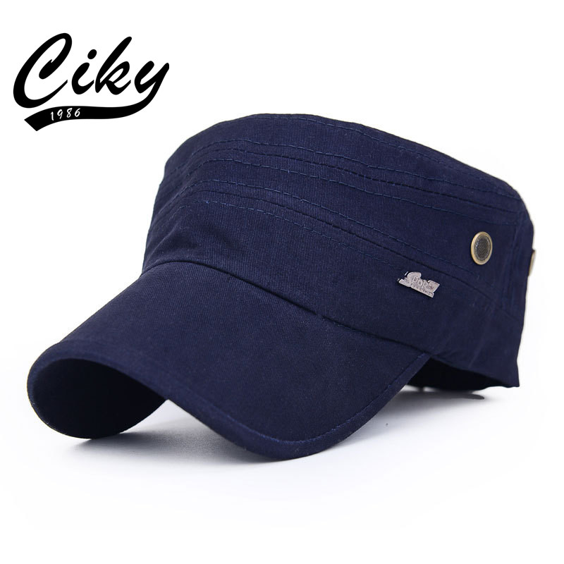 2016 New Fashion Cotton Star Baseball Cap Adult Unisex Casual Army Hat Boy Girl Visor Outdoor sun hat B-108