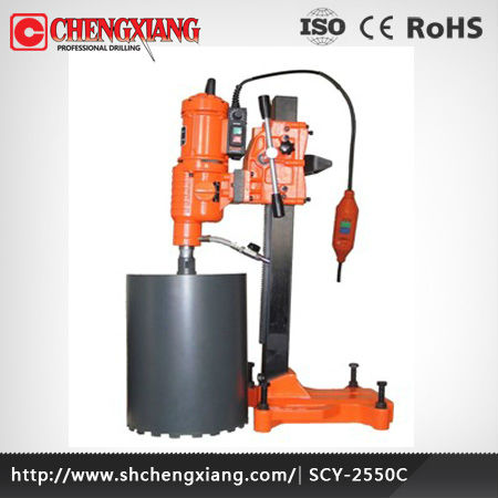 CAYKEN reinforced concrete diamond core drill machine SCY-2550CE