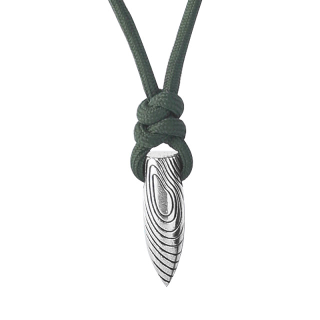 necklace inch real on bullet cobrabraid nickel ball plated from the manufacturer chain dp pendant