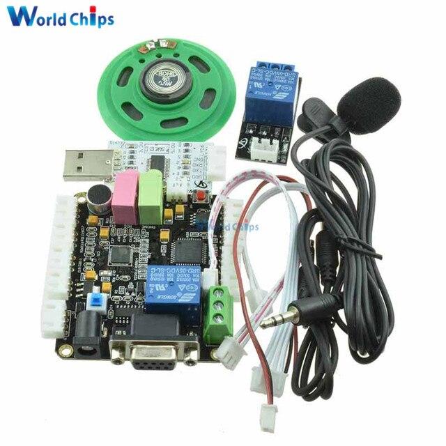 US $26 9 11% OFF|Aliexpress com : Buy 1 Set Speech Recognition Module Voice  Module Non Specific Voice Recognition Voice Control Module For Arduino