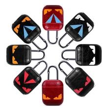 Airpods case Airpods 1 case Airpods Protective Case  Genuine Leather Headphones Protective Case 2019 new