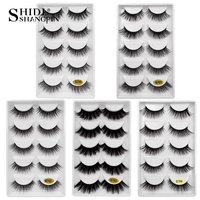 150pairs 3d mink eyelashes natrual mink lashes eyelash extension 3d false eyelashes natrual long makeup lashes DHL free shipping