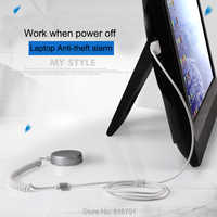 Retail Store Display Secure Exhibition Anti-lost Remote control USB Cable Anti-Theft Laptop Display Alarm Sensor