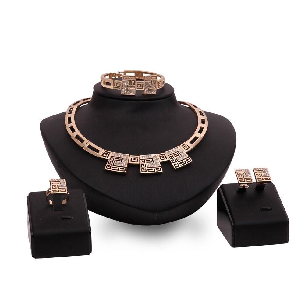 Bracelet Earrings Necklace Mae From Vintage Jewellery Sets Costume Jewellery