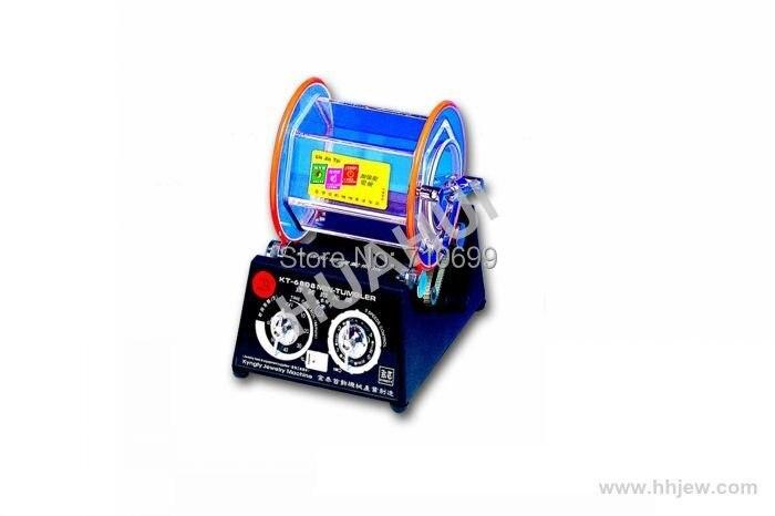 3 кг Емкость роторный стакан(мини-тумблер), полировка тумблер металлическая машина, ювелирные изделия машины, инструменты и оборудование