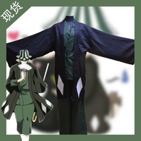 Anime BLEACH cosplay cartoon Urahara Kisuke cos Japanese Hallowen Unisex cosplay Japanese kimono costume