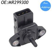 MR299300 КАРТА Коллектор Датчик Давления Воздуха на Входе Для Mitsubishi L200 Shogun Pajero 2.5TD E1T16475 E1T16671A