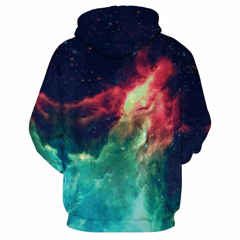 Space Galaxy 3d Sweatshirts Men/Women Hoodies With Hat Print Stars Nebula Space Galaxy Sweatshirts Men/Women HTB1La06OFXXXXX