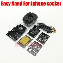 2018 легкий JTAG плюс коробка легко NAND для iphone разъем