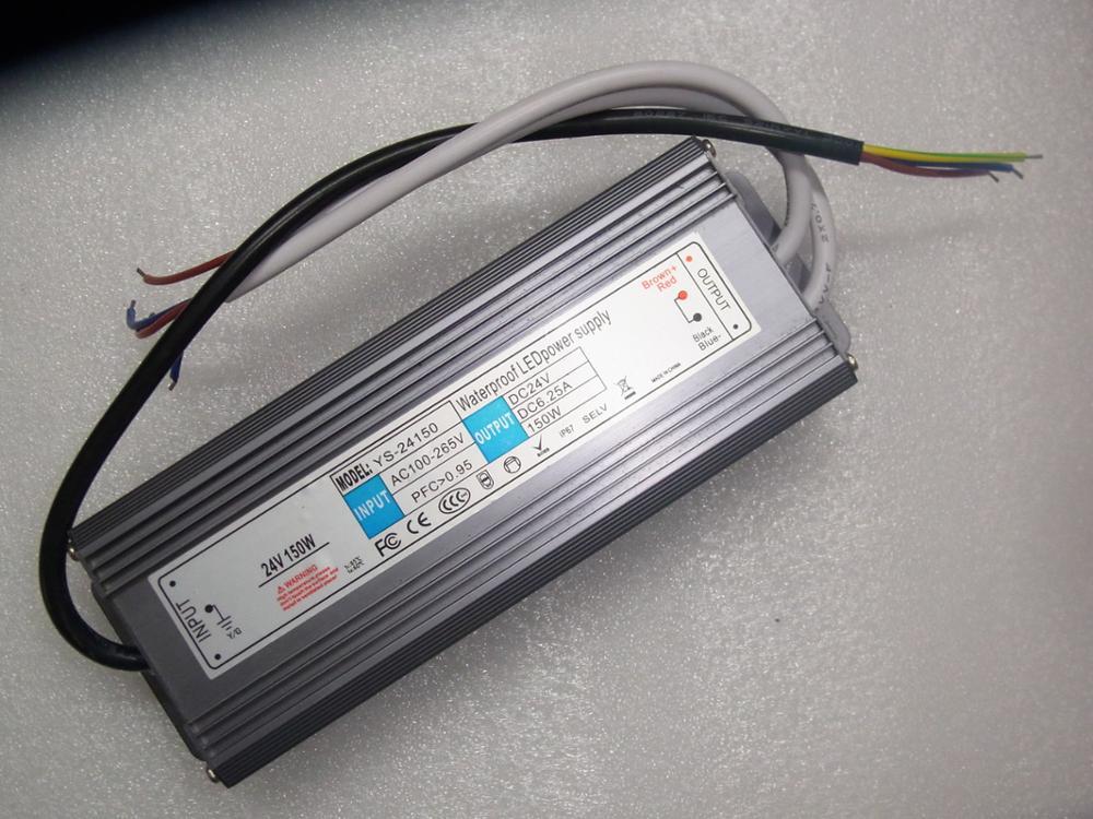 20W 30W 36W 60W 80W 100W 120W 150W 180W 200W 300W IP67 Waterproof Switching Power Supply OUPUT 12V 24V Lighting Transformer