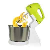 Household Mini Electric Mixer Automatic Stirred Bake Ware Dough Mixer Egg Cream Stirrer