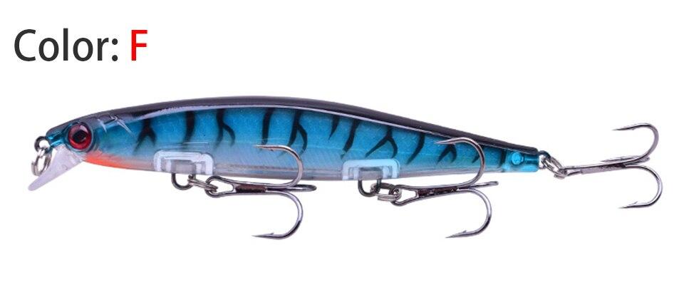 pesca wobblers mergulho 0.2 m-1 m cambota minnows