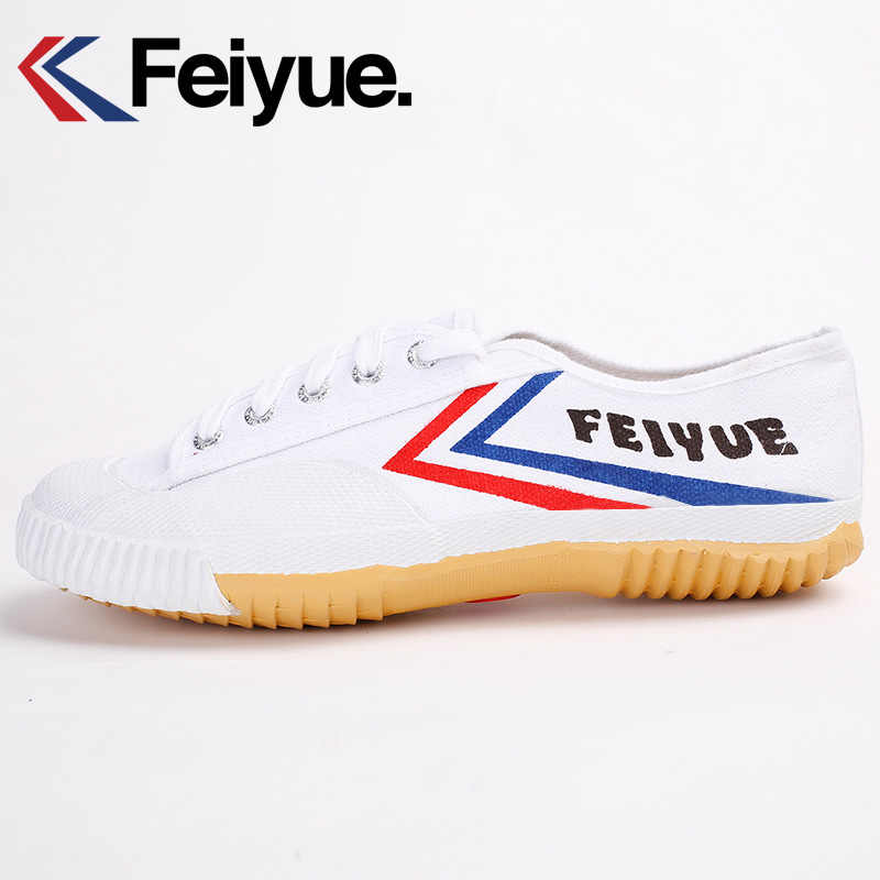 Kung Fu Shoes Chinese Kungfu Feiyue Shoes Tai Chi Taekwondo Wushu Karate Martial Art Sneakers Men Sports Training Shoes Male