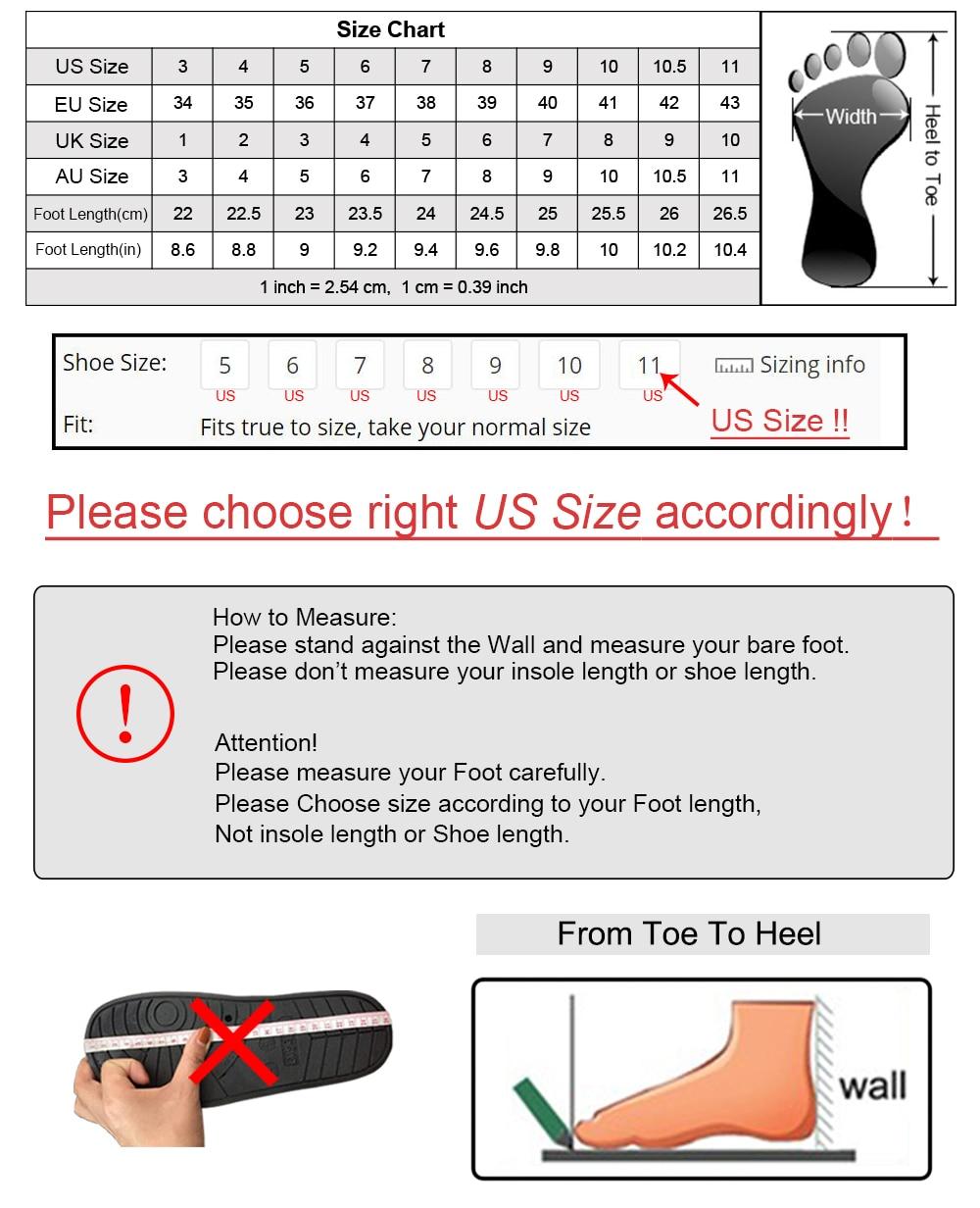 CCF US Size